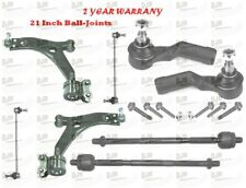 FORD FOCUS C-MAX WISHBONE + TIE / TRACK ROD END ASSEMBLY & DROP LINK FRONT