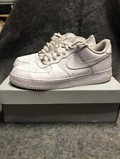Nike 315122-111  Air Force 1 Men's Shoes - White