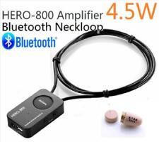 Auricular Invisible De Espía Encubierto Auricular inalámbrico con héroe - 800 dispositivo para Cuello Collar