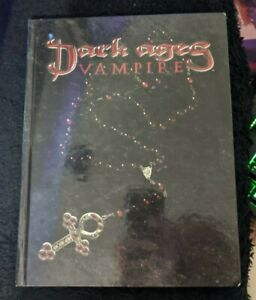 Dark Ages: Vampire (Vampire: The Dark Ages) Core Rulebook VtM WoD VtDA