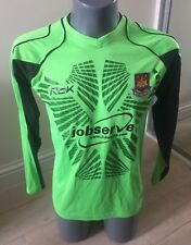 Authentic West Ham United 2006-7 Men's XS Home Goalkeeper Football Shirt EXC