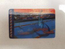 Ian Thrope Telstra PhoneAway Card From The 2000 Sydney Olympics, RARE!