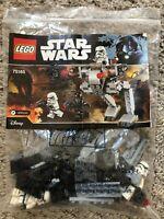 Lego – 75165 Star Wars – Pack de combat des soldats de l'empire