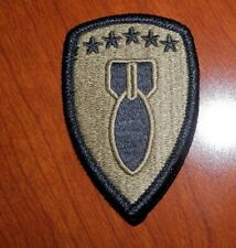 ARMY PATCH, SSI,- 71ST ORDNANCE GROUP, EOD, MULT-ICAM,OCP, WITH hook loop