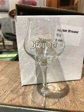 Adriaen Brouwer glas verre glass new Belgium 15 cl 20 cl  2019