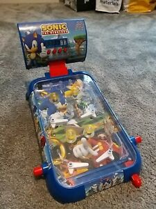 Sonic The Hedgehog Pinball Game Lights and sound