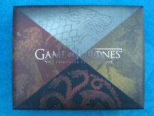 GAME OF THRONES COMPLETE FIRST SEASON 1 I BOX BluRay Dragon Egg Drachen Ei GOT