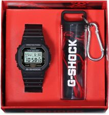 Casio G-Shock Men's Watch and Bluetooth Headphones Gift Box DW5600E