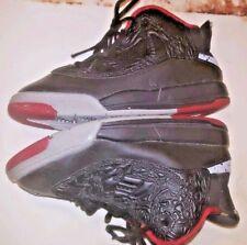Nike Air Jordan Dub Zero - 311072-013 - Black - Toddler Boy's Size 10C Excellent