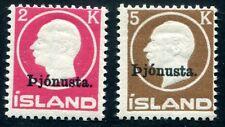 Servizio Island 1922 41i,42 ** Post freschi perfette dializzatori Sergio € 740 (z7676