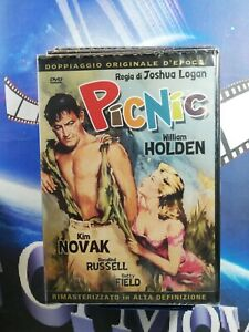 Picnic - (1955)  *Dvd * A&R Productions ** .......NUOVO