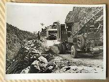 ww2 photos press  US army  in Italy 1944