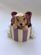 """Wdcc Lady and the Tramp """"A Perfectly Beautiful Little Lady"""
