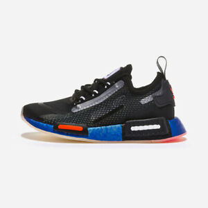 New Adidas NMD R1 SPECTOO Shoes Sneakers (FX6819) - Black