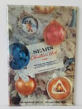 "SEARS CHRISTMAS WISH BOOK 1958 2"" x 3"" Fridge MAGNET VINTAGE NOSTALGIC"