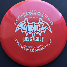 WINGZ Disc Golf  * New Innova CFR GStar Roc3 * Midrange * 180g * Red w/ White