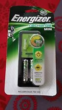 ACCU + 2 PILES AAA  RECHARGEABLES ENERGIZER