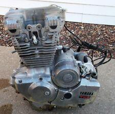 1982 Yamaha XS400 Maxim Engine
