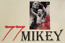 2017 UFC FIRE FIRED UP COMPLETE YOUR SUBSET PICK 2 FOR $2.00