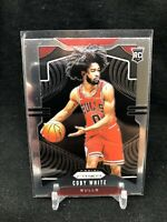 2019-20 Panini Prizm Coby White Base Rookie Card RC #253 Chicago Bulls P89