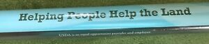 USDA (US Dept of Agriculture) Posters 'Helping People Help the Land' *NEW*.