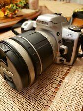 Tamron AF28-200mm F3.8-5.6 LD Aspherical  Lens and Minolta Maxxum XTsi body