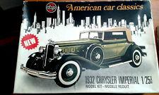 1:25 1932 Chrysler Imperial Airfix extrem selten