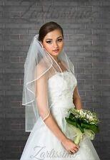 Brautschleier für den Ellenbogen