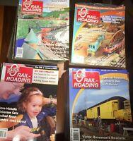 Vintage O Gauge Rail-Roading Magazine - LOT #3 2004-2006 (21 issues)