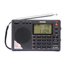 Tecsun PL-380 radio Digital PLL Portable Radio FM Stereo/LW/SW/MW DSP Receiver