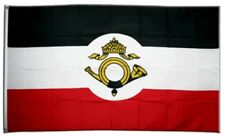 Bandiera Deutsches REICH IMPERO-post ufficiali bandiera 1892-1918 bandiera hissflagge 90x150c