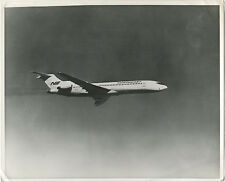NORTHEAST AIRLINES BOEING 727 LARGE OFFICIAL PHOTO DELTA USA
