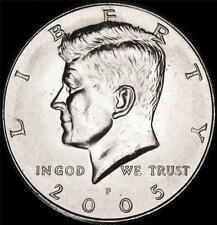 2005 P Kennedy Half Dollar - BU