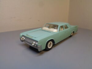 TEKNO DENMARK No 829 VINTAGE 1960'S FORD LINCOLN CONTINENTAL VERY RARE NMINT