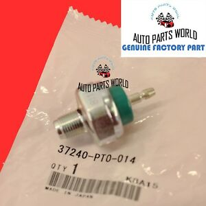 GENUINE OEM HONDA ACCORD CIVIC ELEMENT ACURA OIL PRESSURE SWITCH 37240-PT0-014