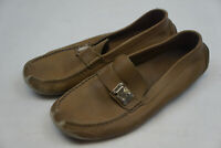 Louis Vuitton Paris Men's moccasins loafers Size 8 Made in Italy