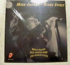 "MICK JAGGER & RED DEVILS ""BLUES SPIRIT""LP LOS ANGELES 1992 ROLLING STONES  DEMO"