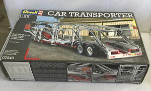 Revell Model Kit #07540 ~ 1/25 Car Transporter ~ in box