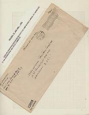 US   Prisoner of War  cover  , Fort   Meade     1944       KEL0122