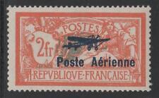 "FRANCE POSTE AERIENNE 1 "" MERSON 2F  SALON AVIATION 1927 ""  NEUF xx TTB K785"