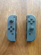NINTENDO Switch Joy-Con Left and Right Wireless Controller - Gray-Free Shipping