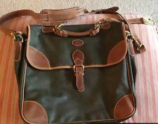 VINTAGE MULHOLLAND BROTHERS LAND ROVER Leather   VinHeavy BAG NOS. f9db0c83d431a