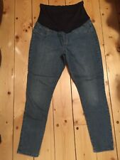 Gap Maternity Full Panel Easy Legging Jeans Size 12