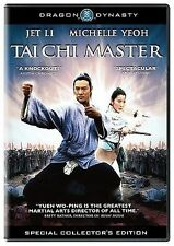 Tai Chi Master (DVD, 2008, Widescreen) New Sealed (Small Cut Through UPC)