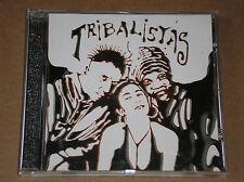 TRIBALISTAS (ARNALDO ANTUNES, CARLINHOS BROWN, MARISA MONTE) - TRIBALISTAS - CD