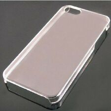 ULTRA THIN STYLISH CRYSTAL CLEAR HARD BACK CASE COVER PROTECTOR for iPHONE 5S