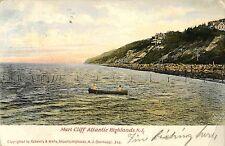 Marl Cliff, Atlantic Highlands NJ 1908