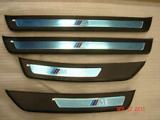 BMW F10 Original M Door Sills Stripes 535i 528i 550i 11+