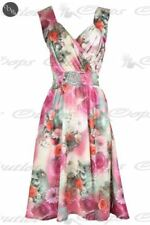 Spring Midi with Belt Dresses for Women