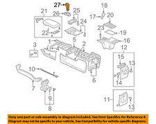 MITSUBISHI OEM Endeavor Transmission Gear-Shift Knob Shifter Handle MR654815